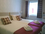 Ardachy Cottage Ballachulish - Twin Bedroom