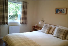 Ardachy Cottage Ballachulish - King Size Bedroom